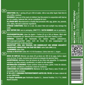 SCITEC 100% Whey Isolate Poudre de protéines 700g, Vanilia